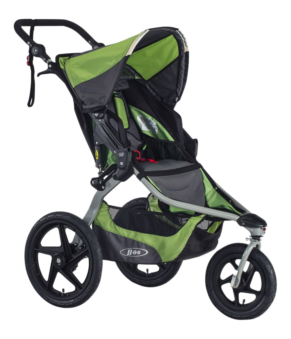 Meadow Bob 2016 Revolution Flex Stroller, Meadow