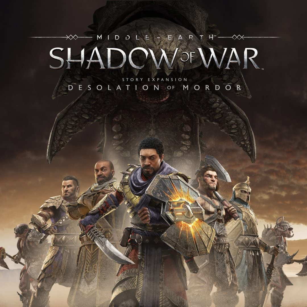 shadow of war definitive edition gamestop