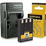 Chargeur + Batterie NB-3L pour Canon Digital Ixus II | Ixus Iis | Ixus i | Digital 30 | Ixus i5 | Ixus 700 | Ixus 750 | Ixus II Ai AF |PowerShot SD10 | SD20 | SD40 | SD100 | SD110 | SD500 | SD550 | IXY Digital L | L2 | 30