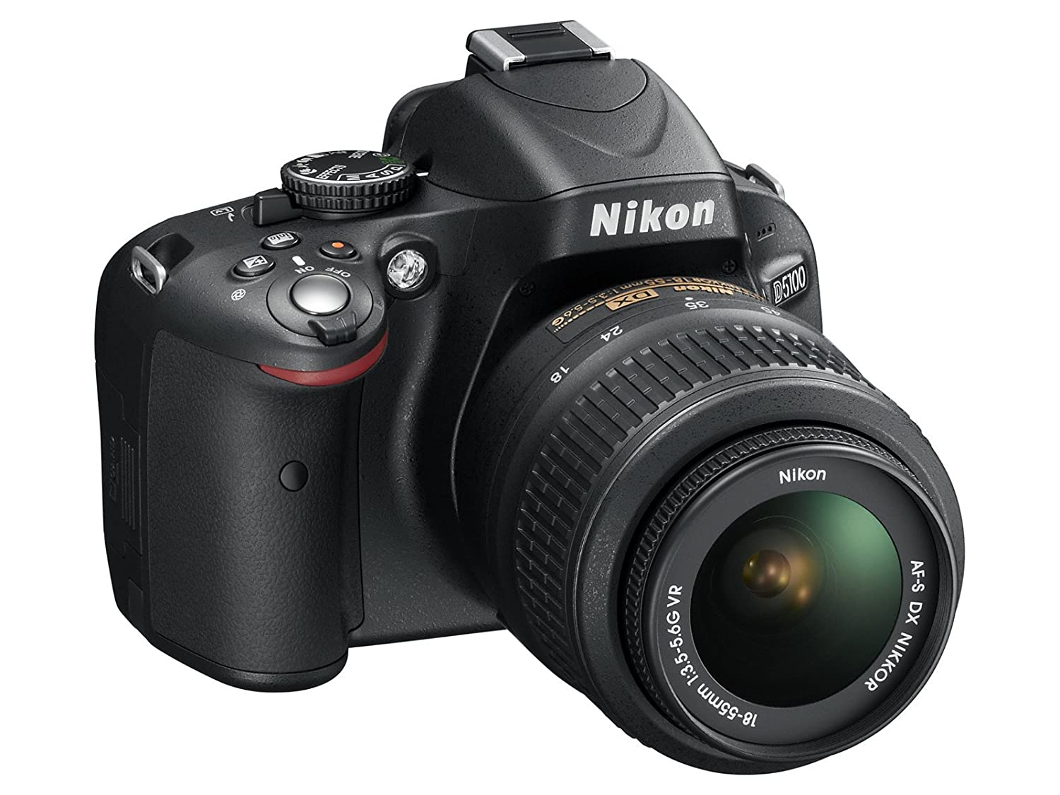 Reflex Camera Nikon D5100 Kit: review, features, reviews 97