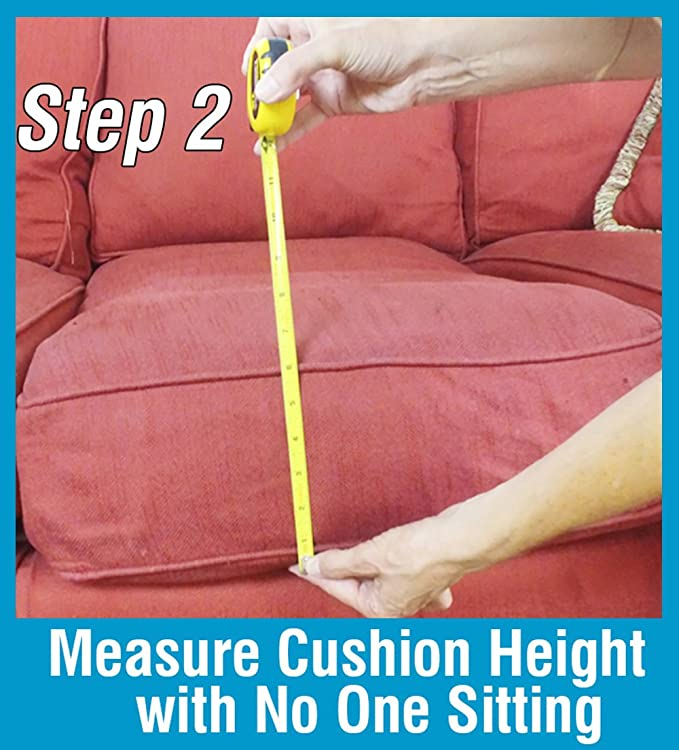 Amazon.com: Sagging Cushion Support - for Sofa Couch Loveseat Chair ...