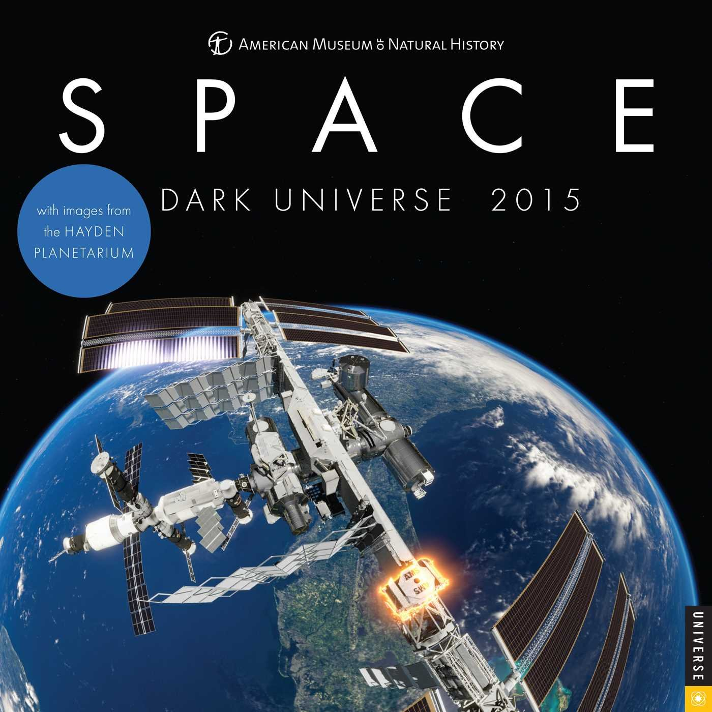 Read Online Space 2015 Wall Calendar: Dark Universe ebook
