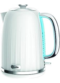 Breville vkj990 X Style Hervidor de agua/Jug Kettle Color Blanco