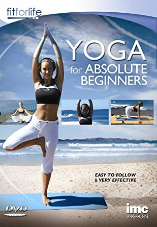 Amazon.com: Yoga For Absolute Beginners - Hatha Yoga - Fit ...