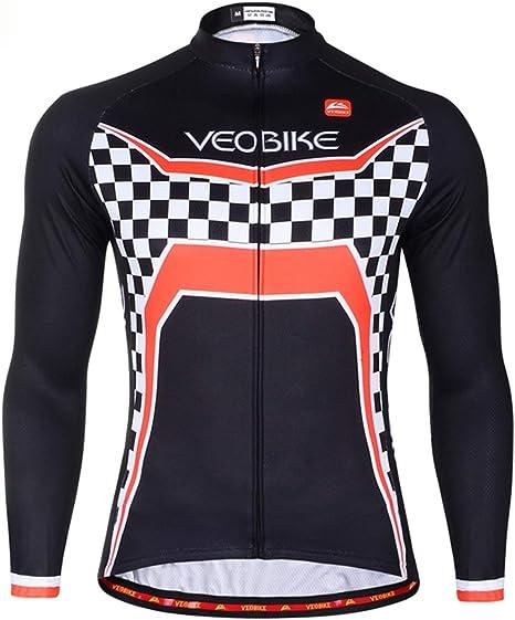 Beydodo Ropa de Ciclismo Ropa de Hombre Camisas Ropa de Bicicleta ...
