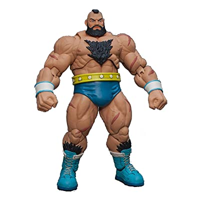 Storm Collectibles Street Fighter V: Zangief Special Edition 1/12 Scale Action Figure: Toys & Games