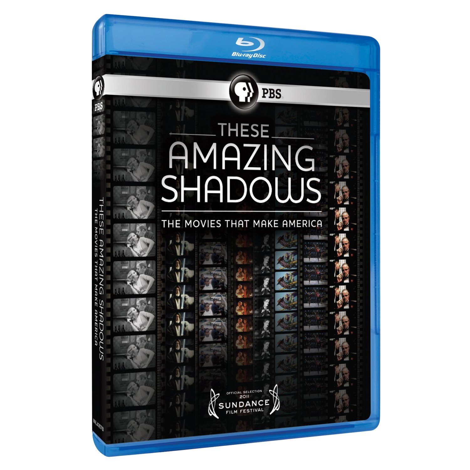 These Amazing Shadows: The Movies That Make America (Blu-ray)