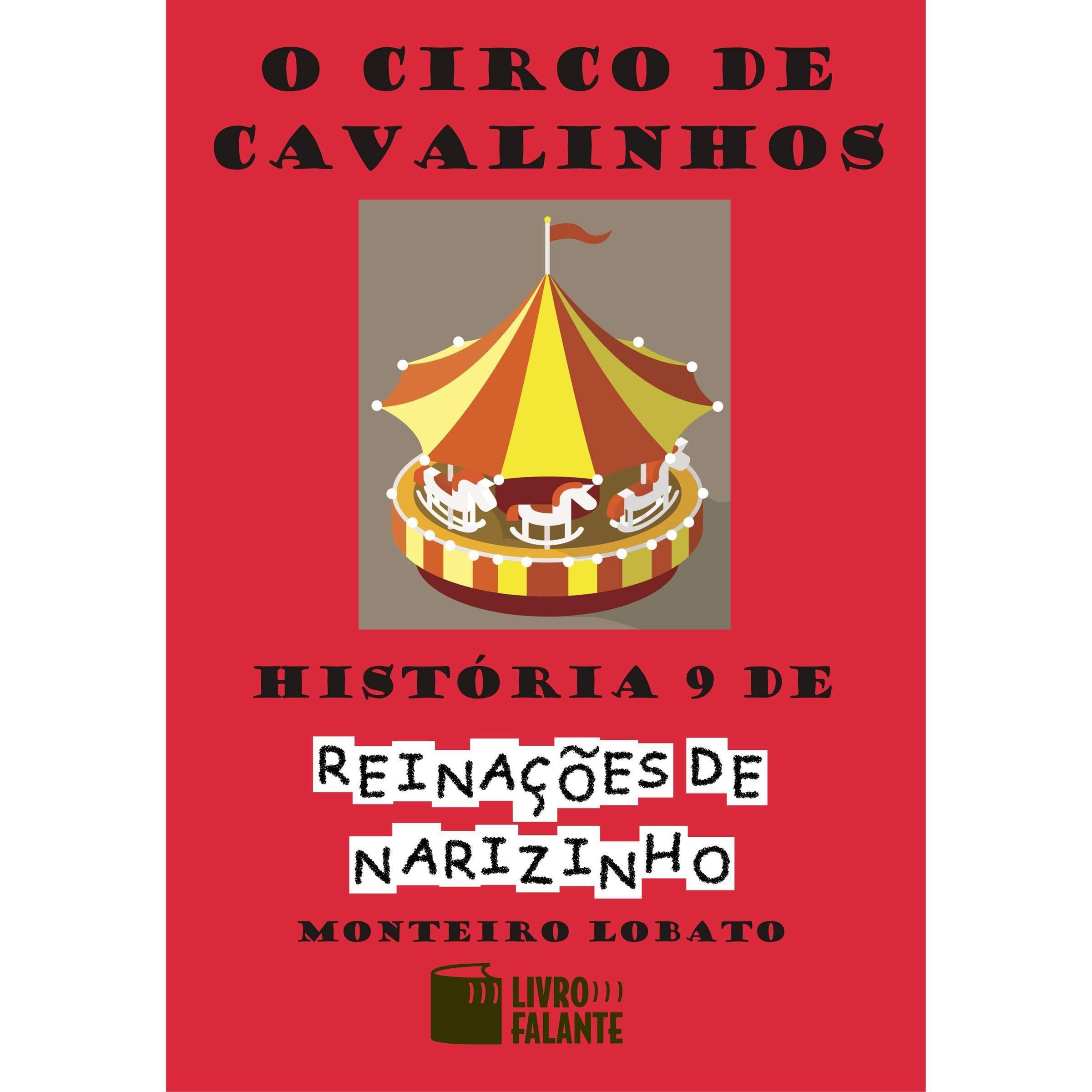O circo de cavalinhos | Audiolivro
