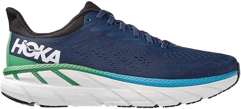 HOKA Clifton 7 - Zapatillas de deporte para hombre: Amazon.es: Zapatos y complementos