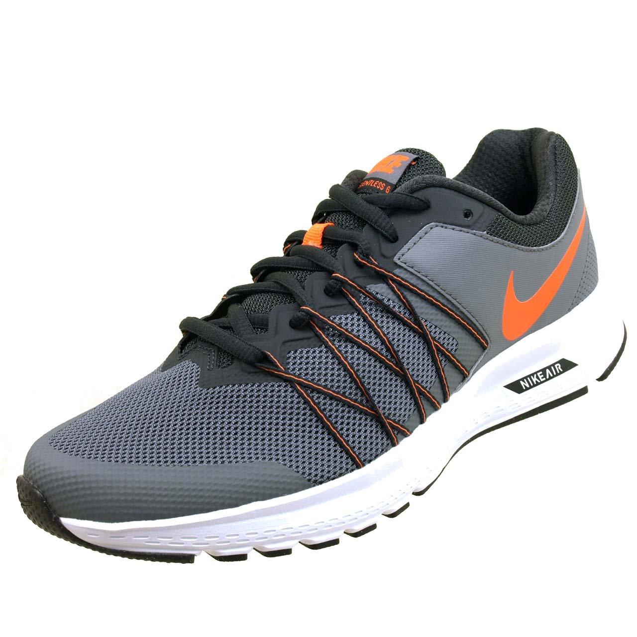 Perspicaz ama de casa farmacéutico  Buy Nike Men's AIR Relentless 6 MSL Grey Running Shoes at Amazon.in