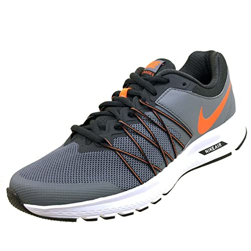 3dd69a07ca4 Nike Men s AIR Relentless 6 MSL Grey Running Shoes  Buy Online at Low  Prices in India - Amazon.in
