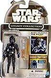 Star Wars The Legacy Collection 2014à partir de Hasbro–Noir Squadron Tie Fighter Pilot à partir de Droid Factory Série