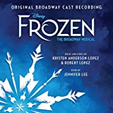Frozen - The Broadway Musical (Various Artists) [Import allemand]