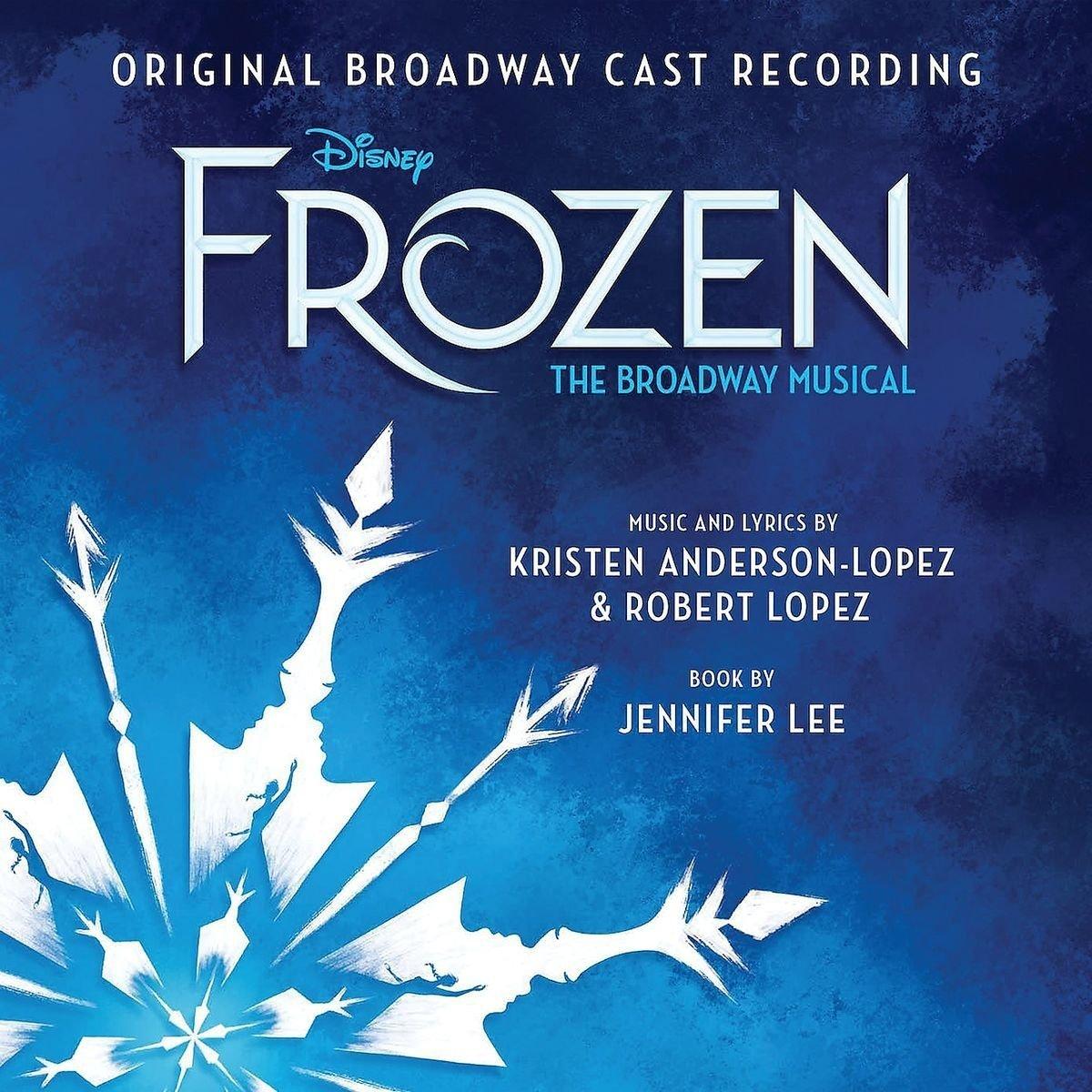 Soundtrack - Frozen - The Broadway Musical - Amazon.com Music