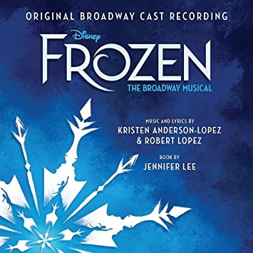 Broadway musical soundtracks