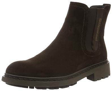 Napapijri Footwear Reese, Bottes Souples Femme, Marron (Dark Brown N46), 37 EU