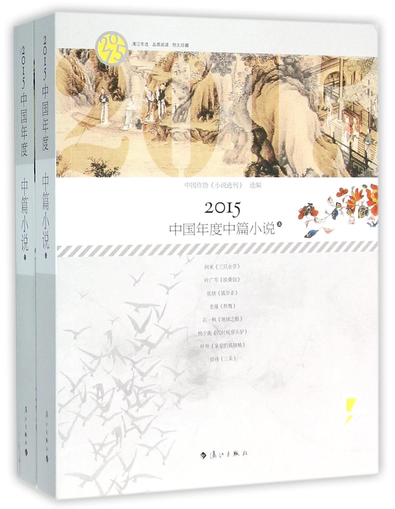 China Novelettes of 2015 (in 2 volumes) (Chinese Edition) pdf epub