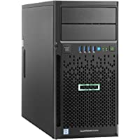Hp 831067-425 - Servidor proliant (ml30 gen9 e3-1220v5, 3.0 Ghz, 4 GB de DDR3, 1 TB / DVD-RW / array b140i)