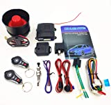 CarBest L232 3-Channel 1-Way Car Alarm Vehicle