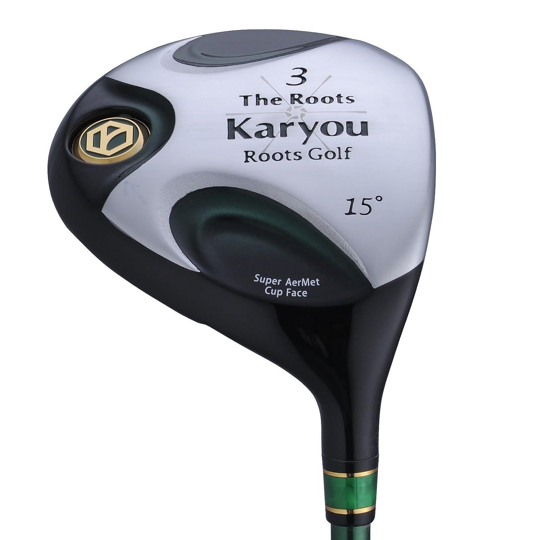 Roots Golf(ルーツゴルフ) フェアウェイウッド  ザルーツKaryou 3W(15°) フェアウェイウッド  R2 B00TX27FUE