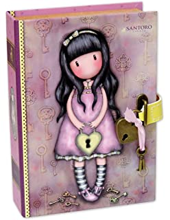 Neceser Joyero Dear Alice Gorjuss by Santoro: Amazon.es ...