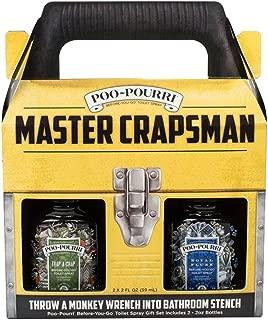 product image for Poo-Pourri MCM-CB, 2oz, Master Crapsman Gift Set