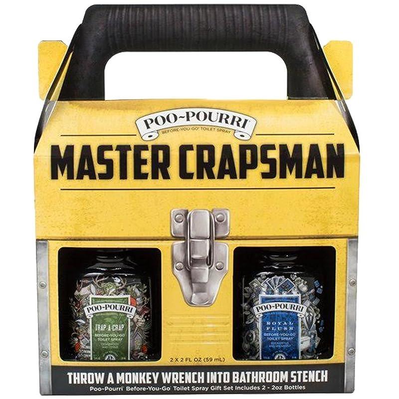 Master Crapsman Gift Set