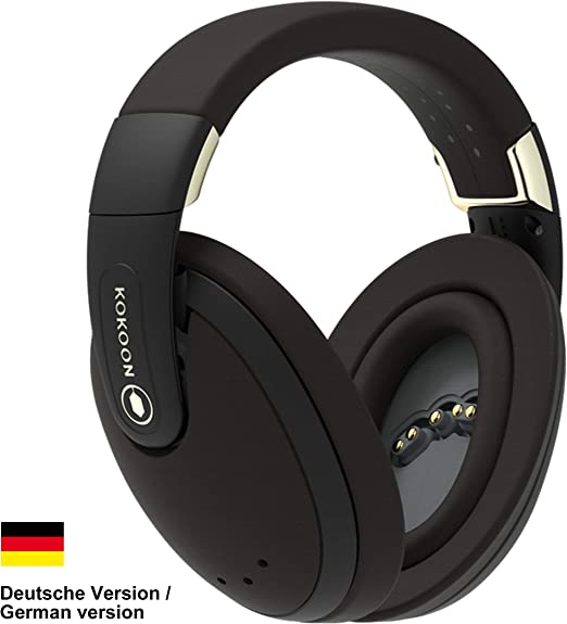 new concept official shop good quality Kokoon Relax Headphones Noise Cancelling Comfortable: Amazon.co.uk ...