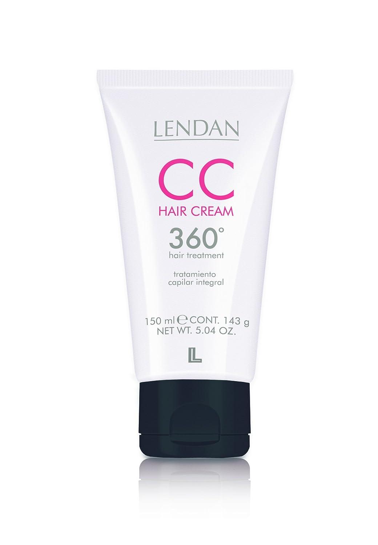 Lendan LD CC Hair Cream Mascarilla Capilar - 150 ml Lamarvi 1154064