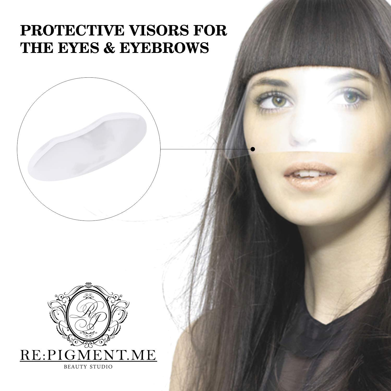 Amazon 100 Pcs Microblading Permanent Makeup Cosmetic Tattoo