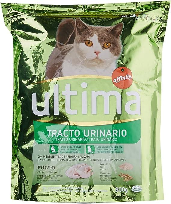 Ultima Cat Control Tracto Urinario - 800 gr: Amazon.es: Productos ...