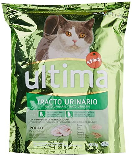 Ultima Cat Control Tracto Urinario - 800 gr