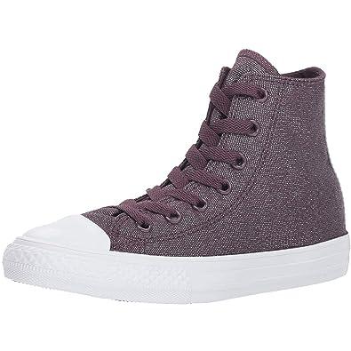 d3d805a83e765f Converse Chuck Taylor All Star Fairy Dust Hi Dusk Purple Textile 3.5 M US  Big Kid