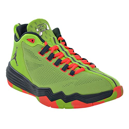 9e677b4f8122 Jordan CP3.IX AE BG Big Kid s Shoes Ghost Green Metallic Silver Hasta