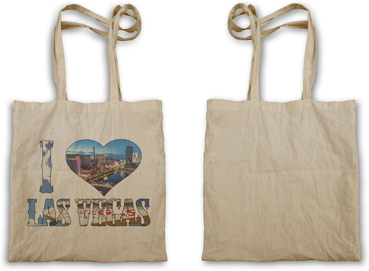 I Love Las Vegas Usa Tote bag r934r