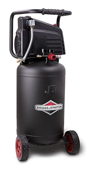 Briggs & Stratton 10-Gallon Air Compressor, Vertical 074063-00 - - Amazon.com