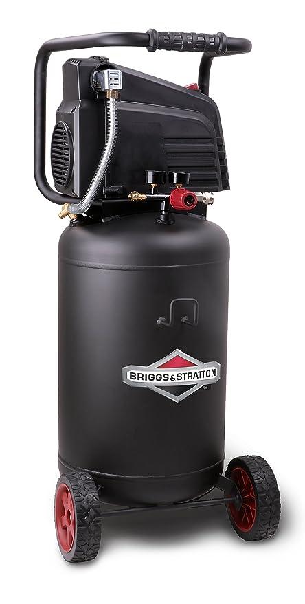 Briggs & Stratton 10-Gallon Air Compressor, Vertical 074063-00
