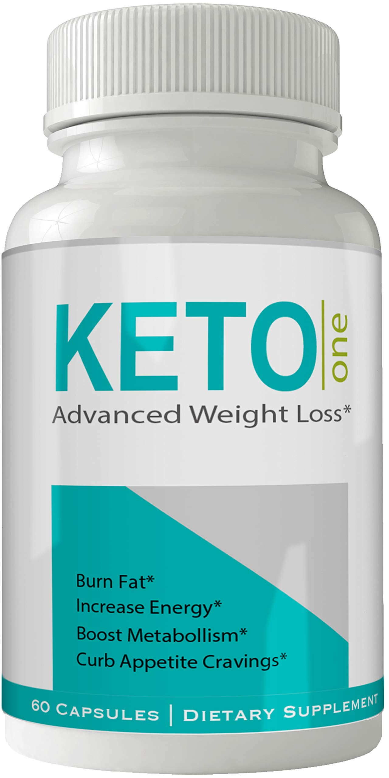 Keto One Diet Pills Advance Weight Loss Supplement Appetite Suppressant Natural Ketogenic 800 mg Formula with BHB Salts Ketone Diet Capsules to Boost Metabolism, Energy and Focus ...