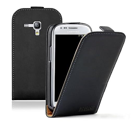 26 opinioni per Membrane- Ultra Slim Nero Custodia per Samsung Galaxy S3 Mini (GT-i8190)- Flip