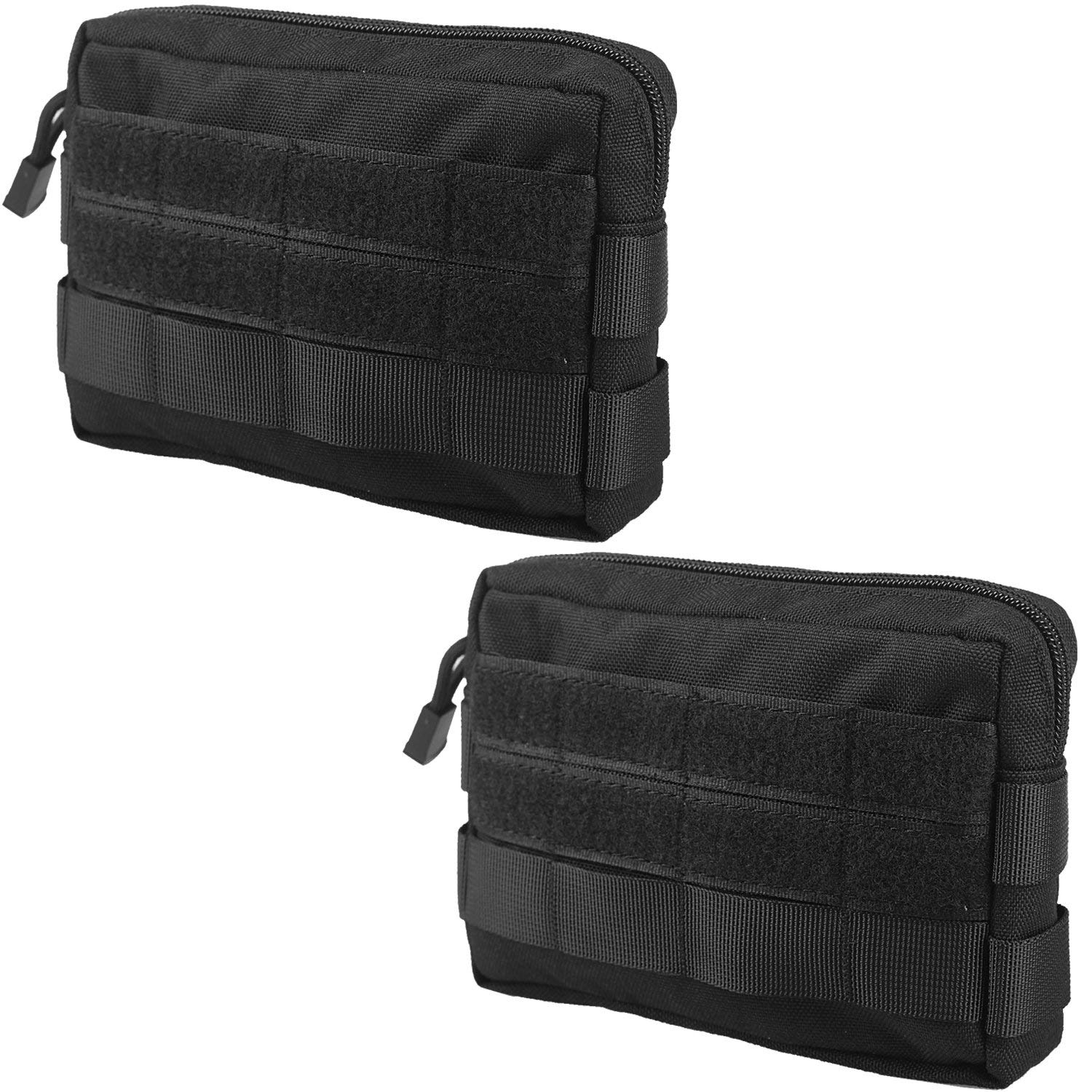 d3f78d813751 Infityle Tactical MOLLE Pouches - EDC Compact Water-Resistant Multi-Purpose  Utility Pouch Gadget Gear Hanging Waist Bags