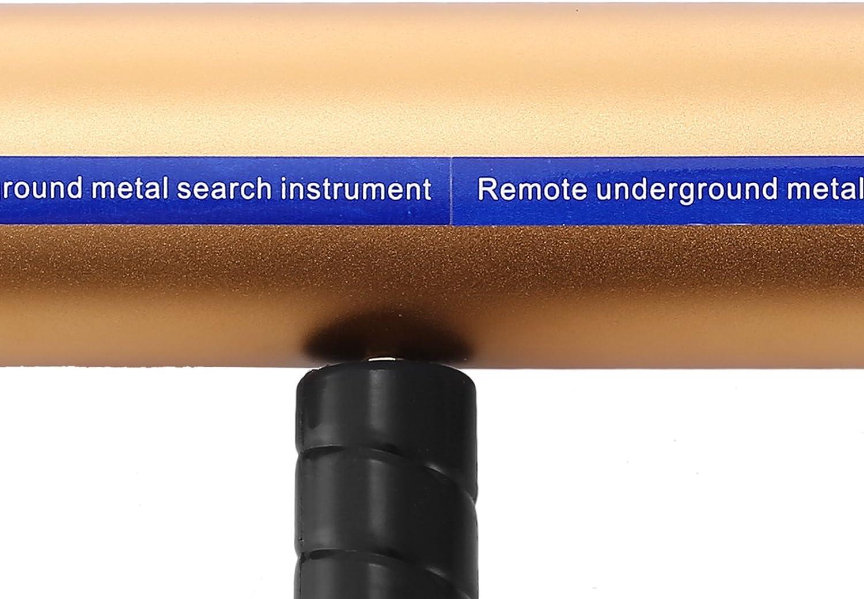 hohe Suchreichweite Profi-Metalldetektor mit einer Suchreichweite von 1000 m und einer Erkennungstiefe von 14 m Finbfaby AKS-Detektor f/ür Gold und Metall AKS-3D-Golddetektor