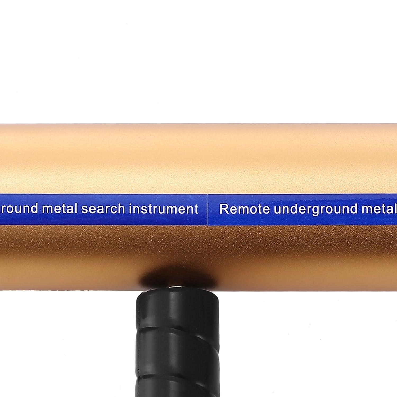 finbfaby AKS oro detector de metal detector de metal detector de largo alcance de búsqueda AKS 3d oro profesional búsqueda gama 3280 M detectar profundidad ...
