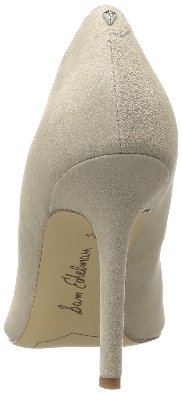 Sam Edelman Women's Hazel Dress Pump B01J5O2K7M 9.5 B(M) US|Bistro Suede