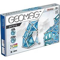 Geomag Pro-L Kit - 110 Piece Magnetic Construction Set
