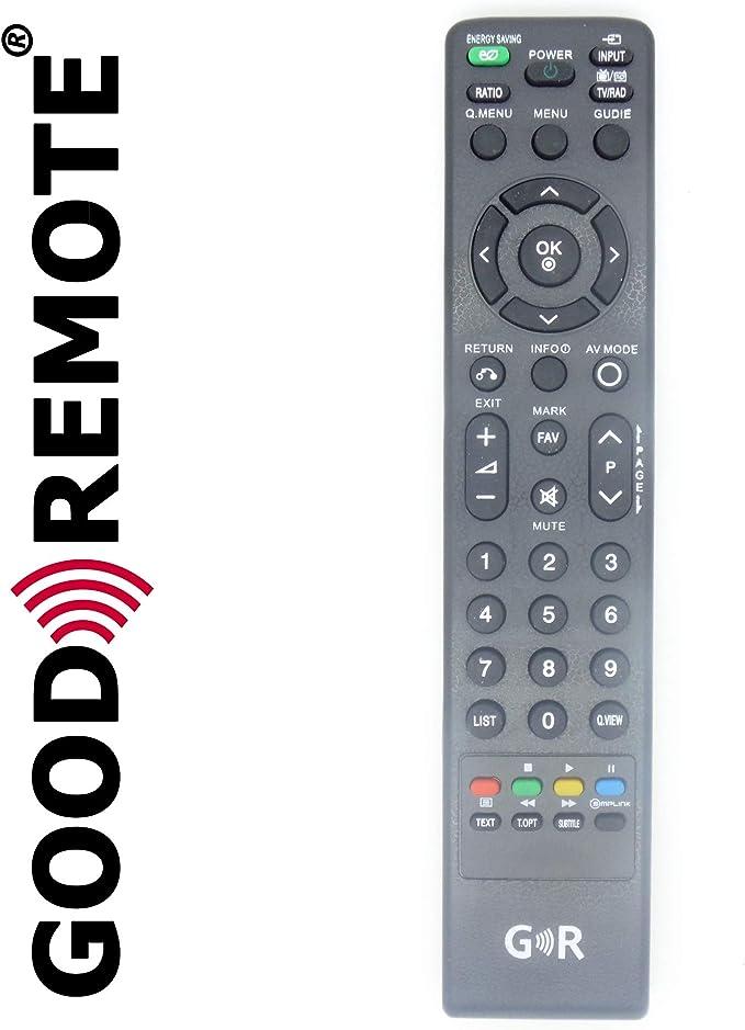 Mando a Distancia de Repuesto para LG LCD TV 42LG5000 42LG5000-ZA 42LG6000: Amazon.es: Electrónica