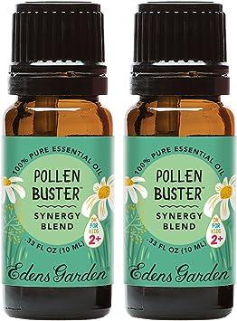 Edens jardín polen Buster OK para niños Synergy mezcla aceite ...