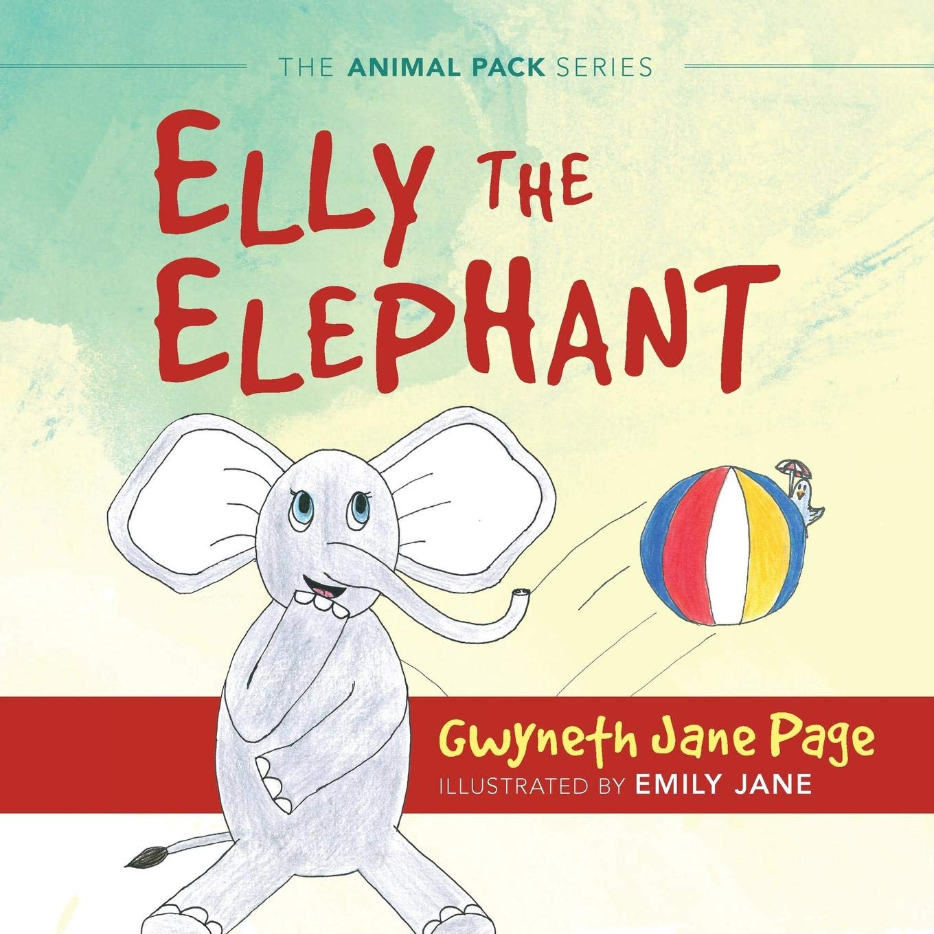 Elly the Elephant (The Animal Pack Series): Amazon.es: Page ...