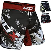 RDX MMA Shorts Training Clothing UFC Cage Fighting Grappling Martial Arts Boxing Muay Thai Kickboxing