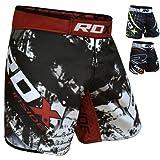 RDX Clothing MMA Training UFC Shorts Cage Fighting Grappling Martial Arts Boxing Muay Thai Kickboxing