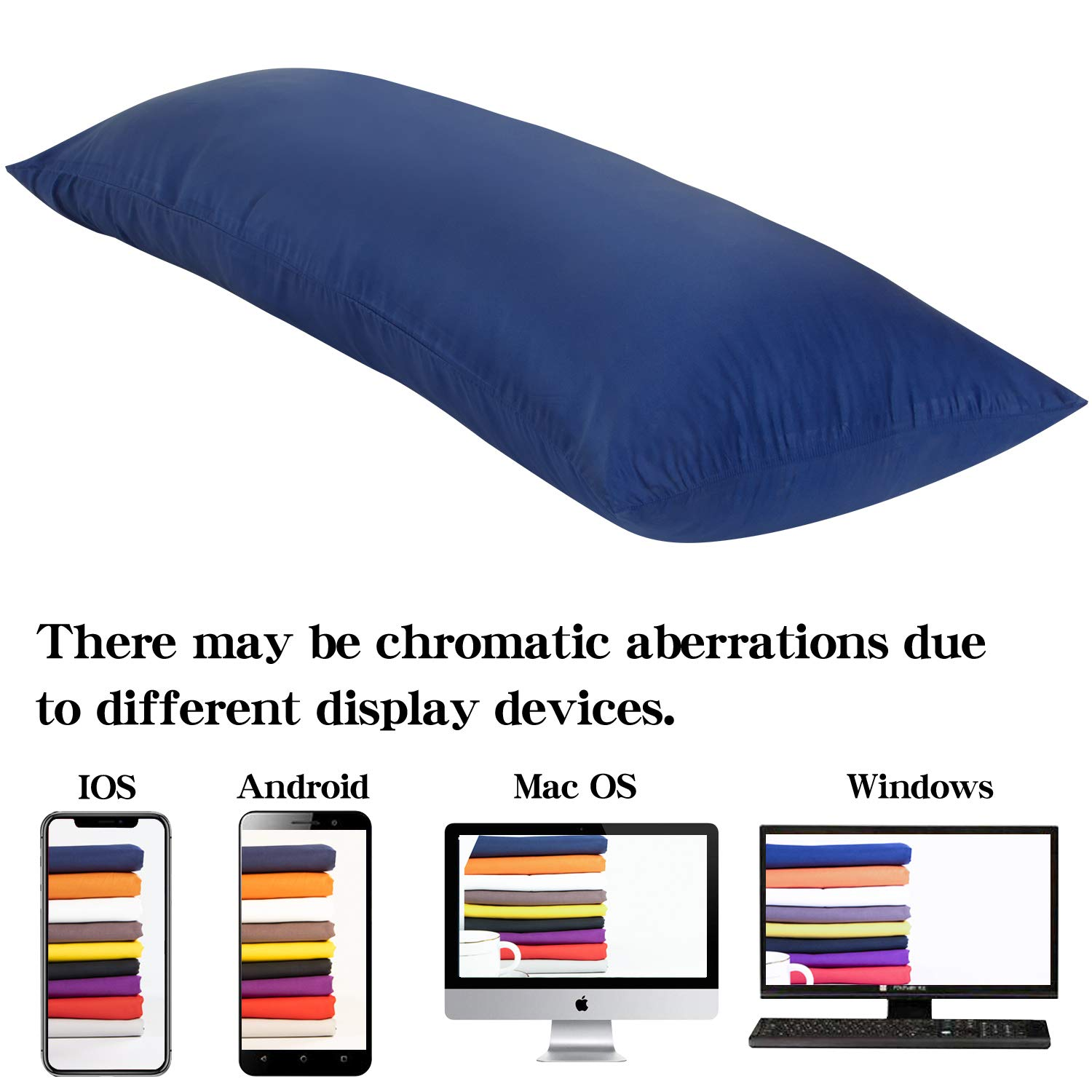 NTBAY Zippered Satin Pillowcases Black Super Soft and Luxury Standard Pillow Cases Set of 2 20 x 26 Inches